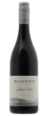 Misty Cove Estate Pinot Noir